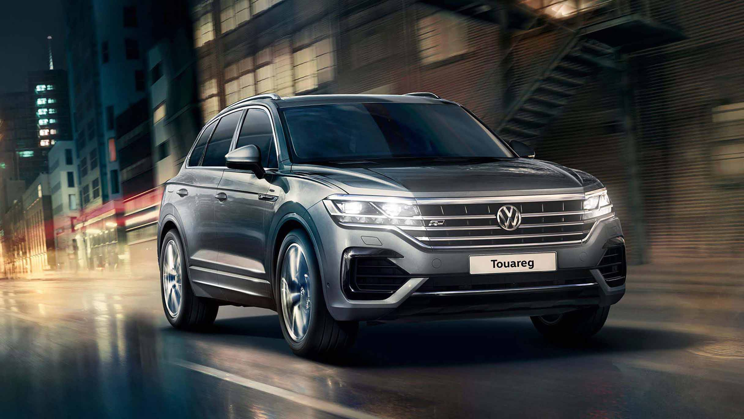 Volkswagen Touareg specs and prices