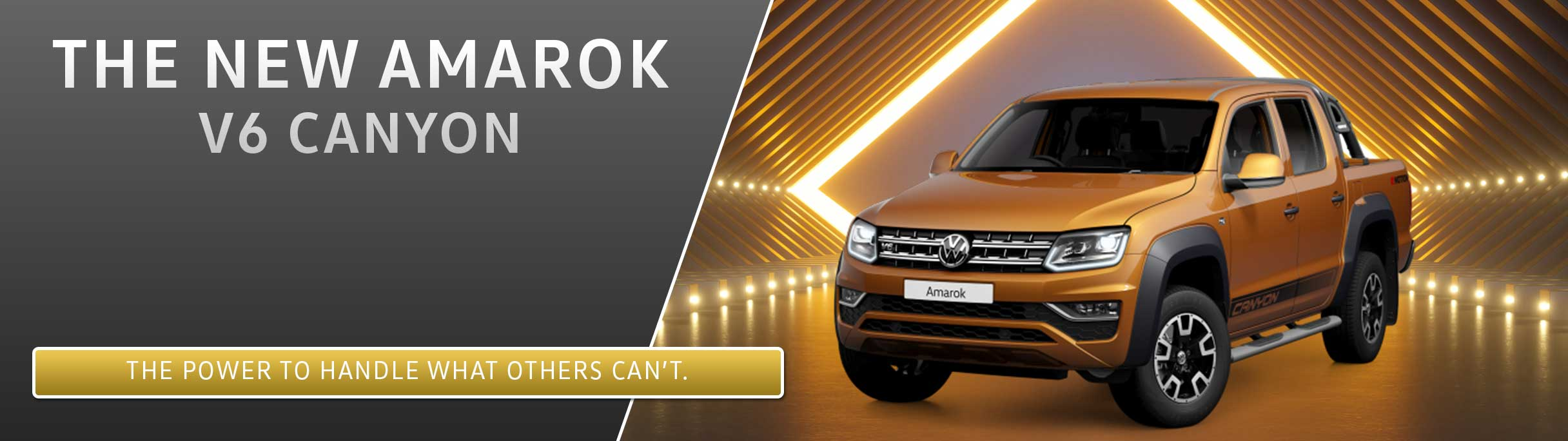 Barons Kuruman new amarok offer banner